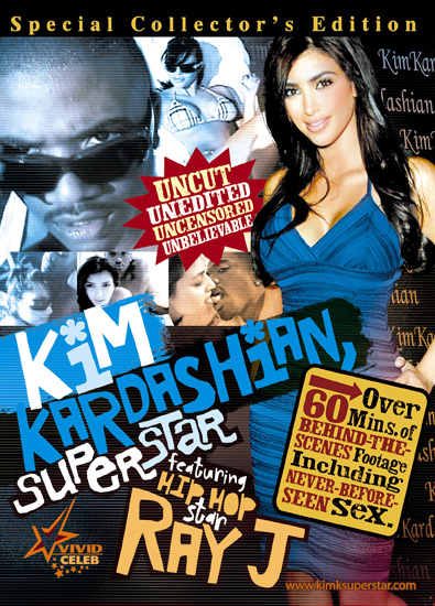 Kim kardashian superstar porno
