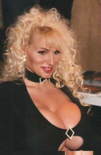 Busty conquests of lisa lipps couldn't hold